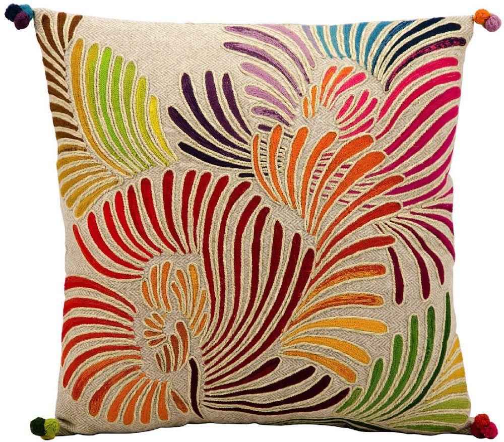 nourison fantasia pillow contemporary decorative pillow collection