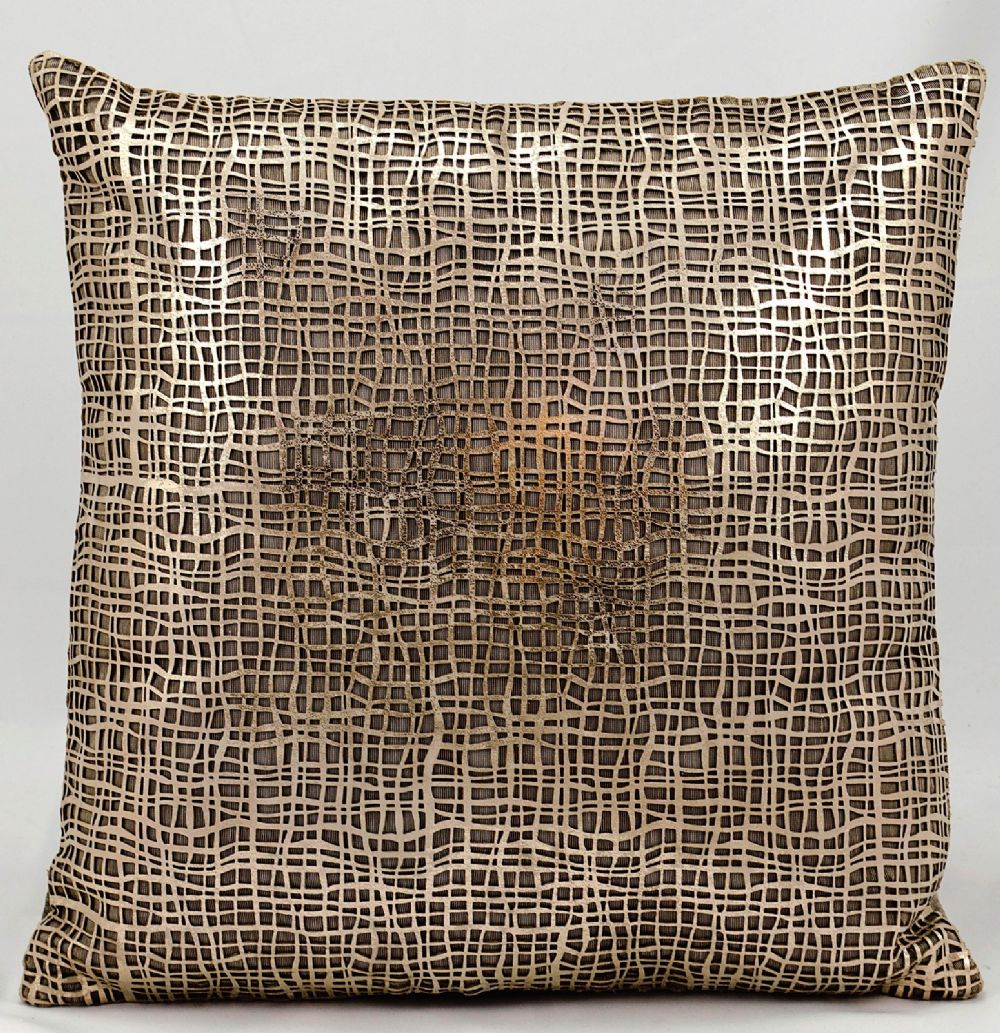 nourison laser cut pillow contemporary decorative pillow collection