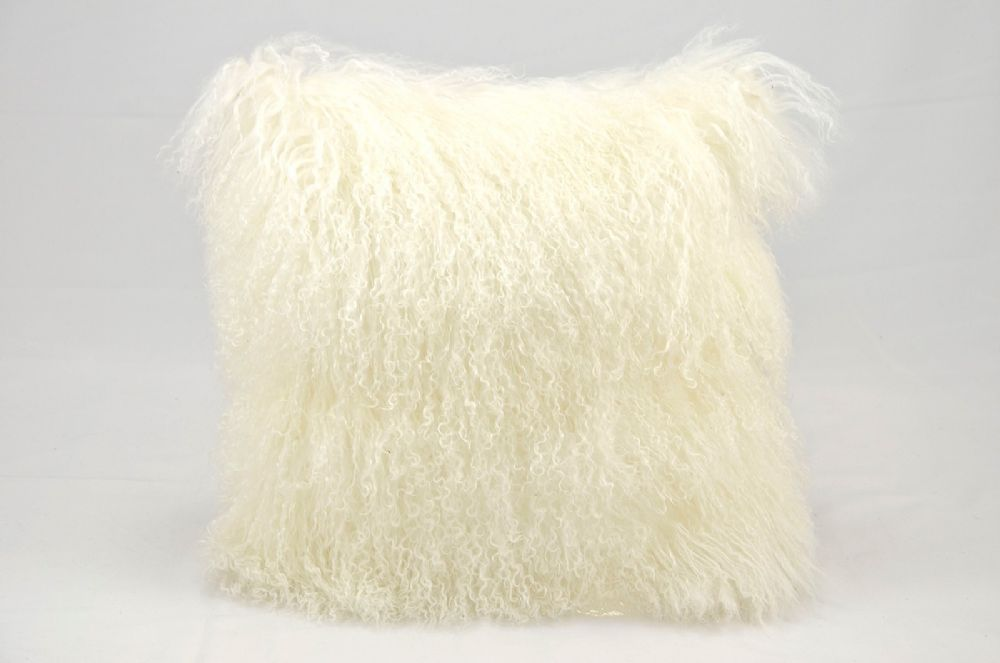 nourison fur pillow solid/striped decorative pillow collection