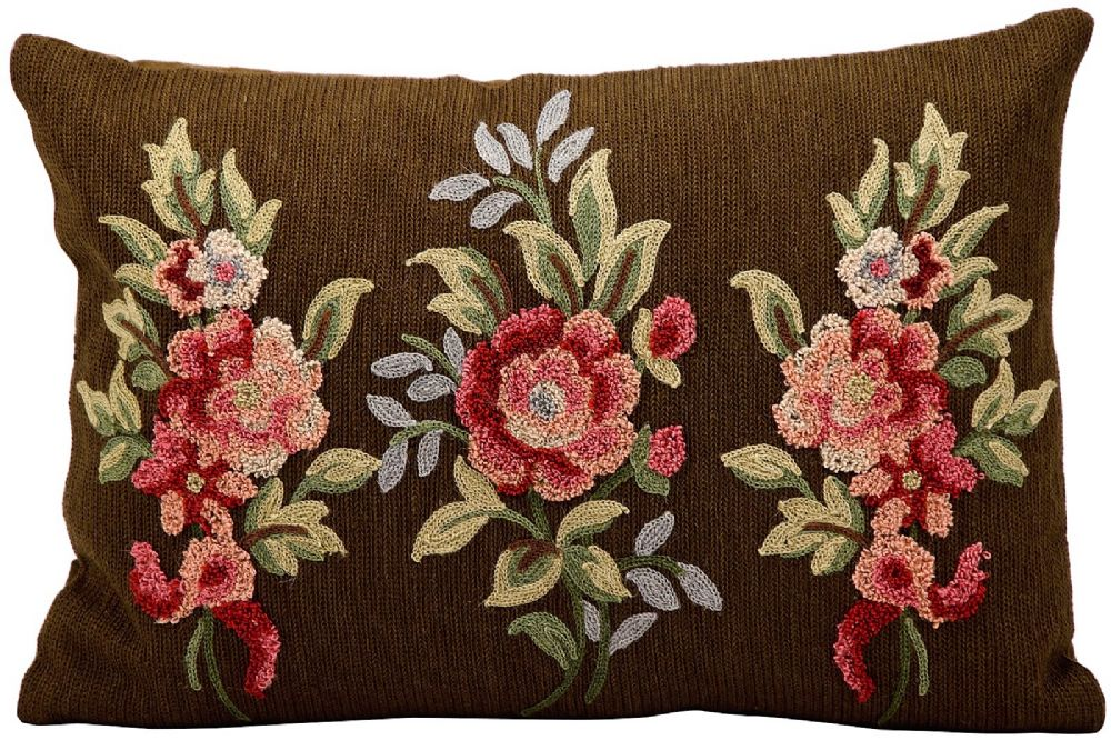nourison kathy ireland pillow country & floral decorative pillow collection