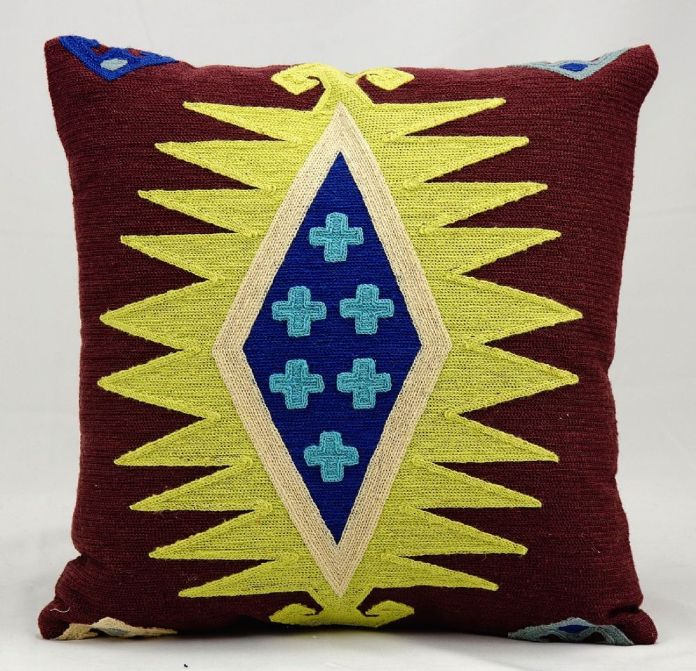 nourison wool pillow contemporary decorative pillow collection