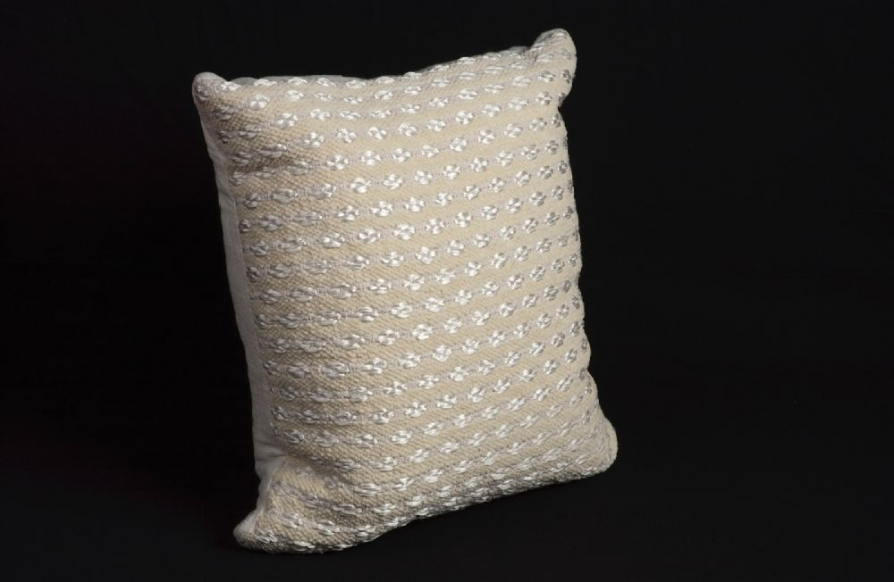nourison woven luster pillow contemporary decorative pillow collection