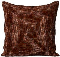 Nourison Contemporary Wood Beads Pillow pillow Collection