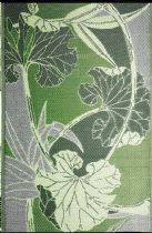 b.b.begonia Indoor/Outdoor Blossom Reversible Area Rug Collection