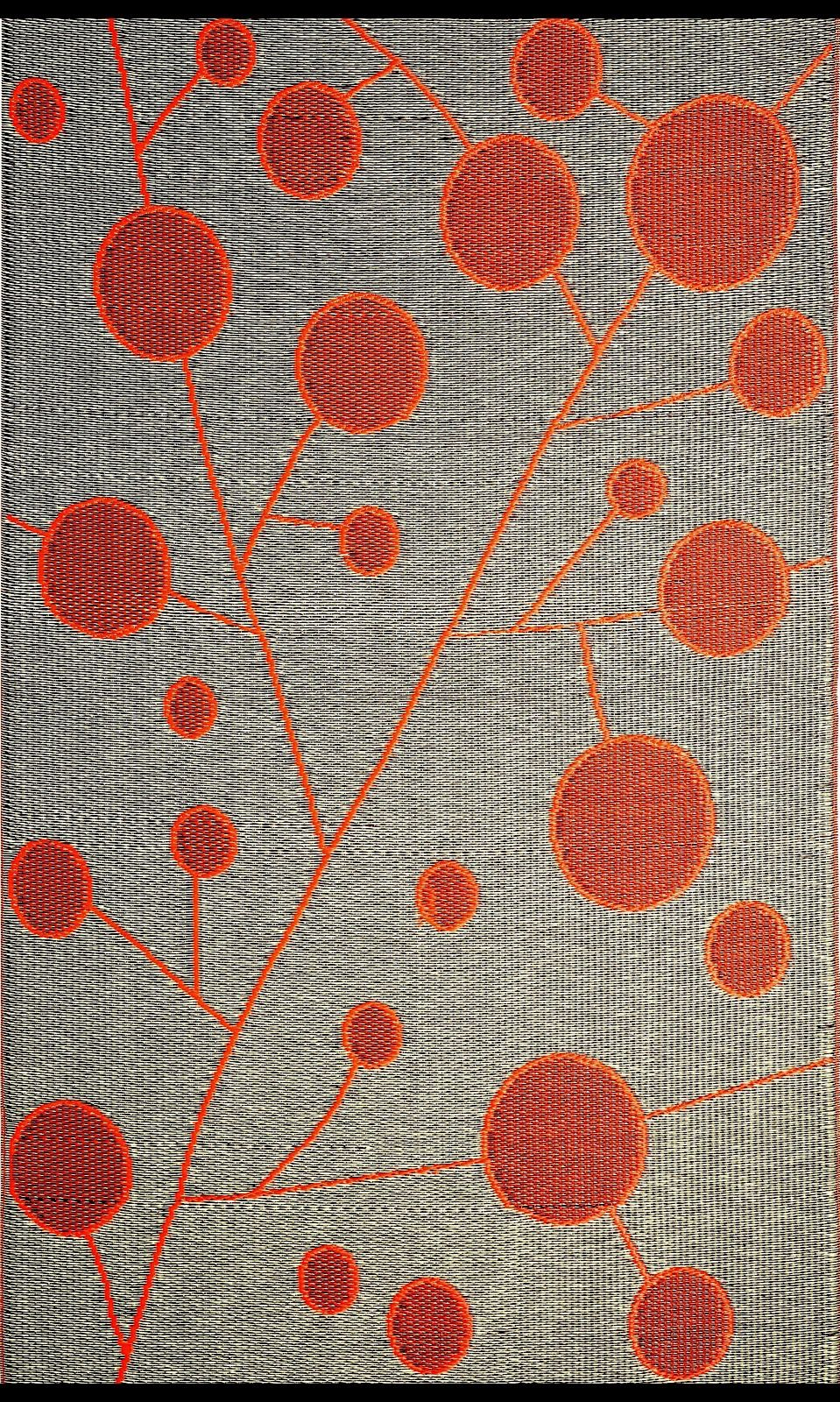 b.b.begonia cotton ball reversible indoor/outdoor area rug collection