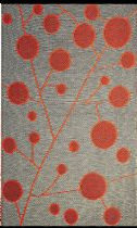 b.b.begonia Indoor/Outdoor Cotton Ball Reversible Area Rug Collection