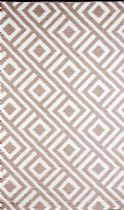 b.b.begonia Indoor/Outdoor Malibu Reversible Area Rug Collection