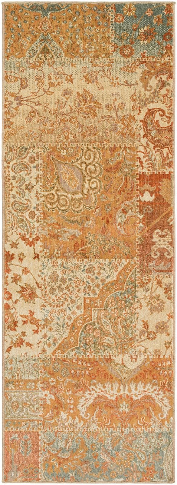 surya hathaway country & floral area rug collection