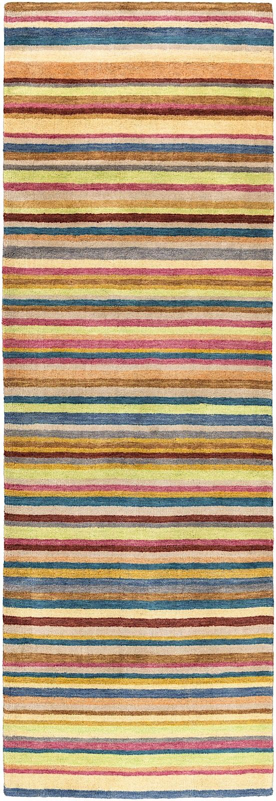 surya indus valley solid/striped area rug collection