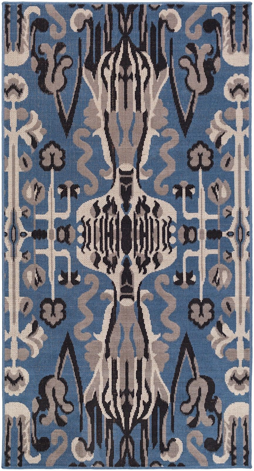 surya mavrick contemporary area rug collection