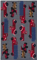 Surya Novelty Tic Tac Toe Area Rug Collection