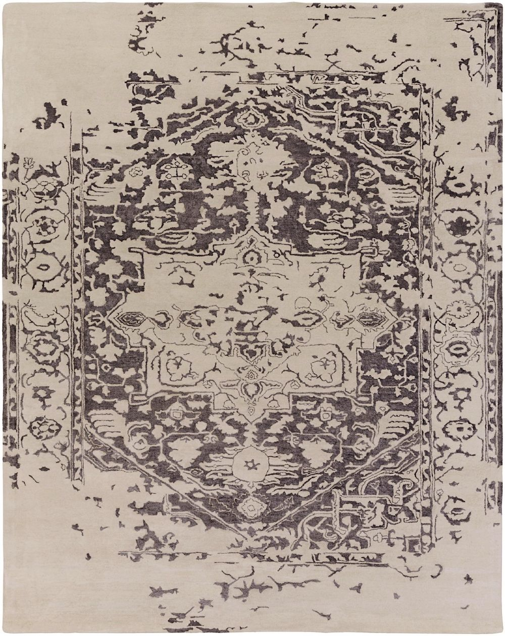 surya temple transitional area rug collection