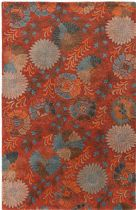 Surya Country & Floral Vintage Area Rug Collection