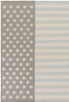 Surya Solid/Striped Washington Area Rug Collection