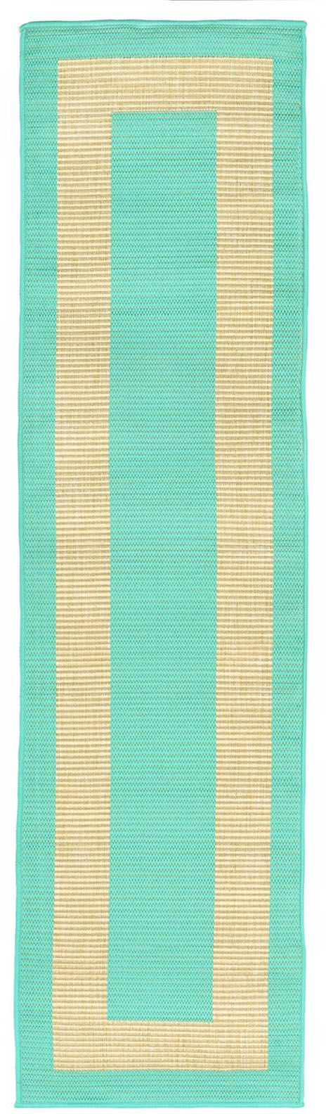 trans ocean tulum solid/striped area rug collection
