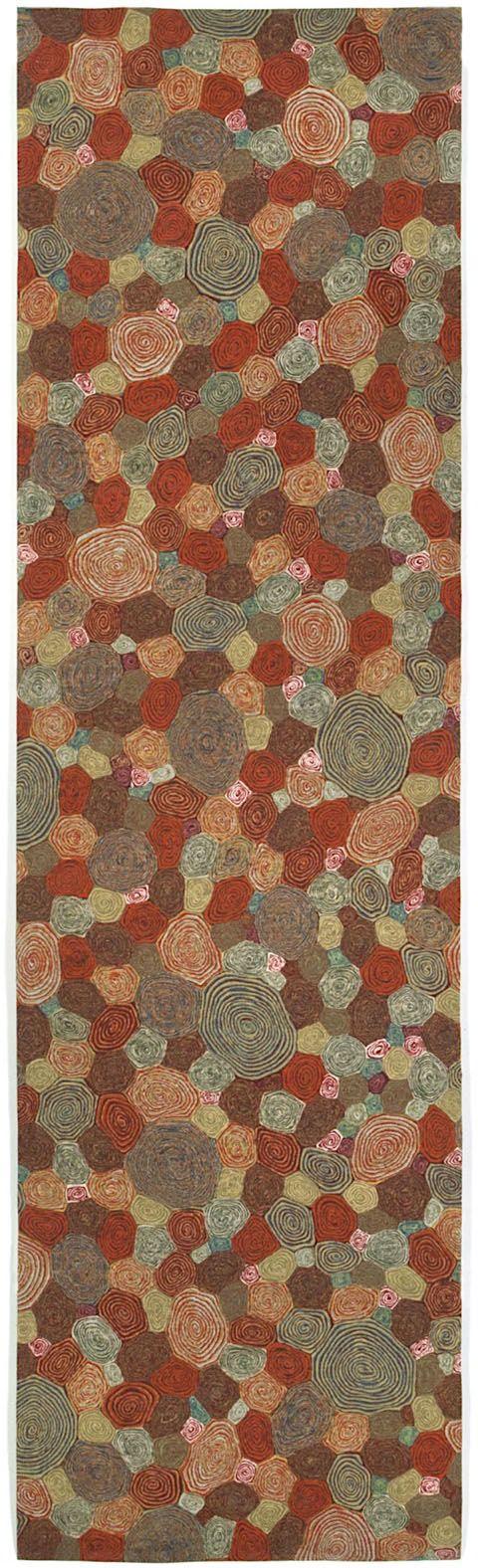 trans ocean visions iii contemporary area rug collection