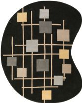 FaveDecor Contemporary Ahedo Area Rug Collection