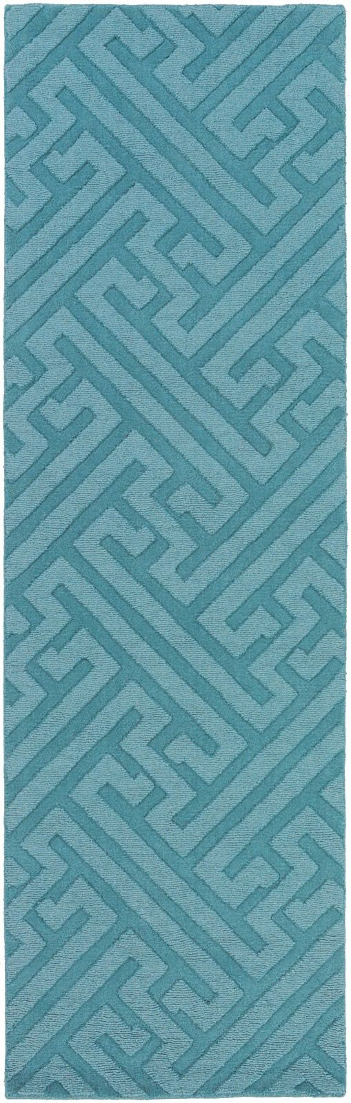surya the oakes solid/striped area rug collection