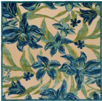 RugPal Country & Floral Peony Area Rug Collection