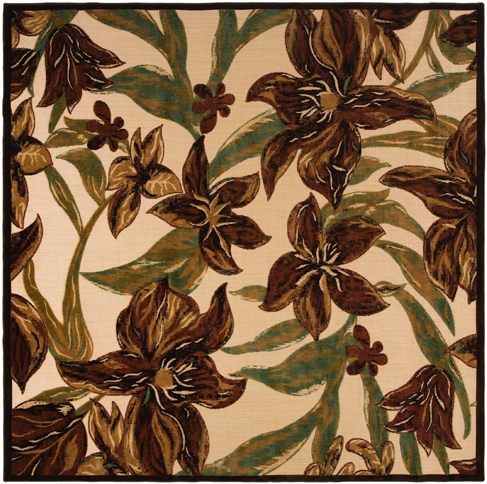 surya portera country & floral area rug collection