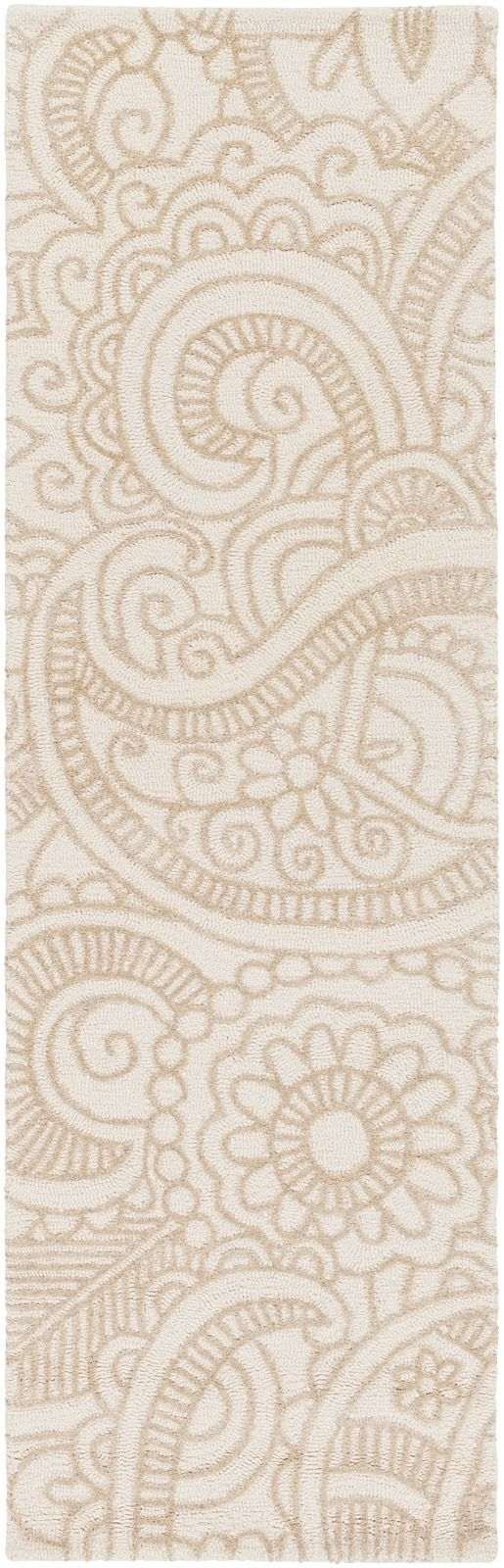 surya queensland country & floral area rug collection