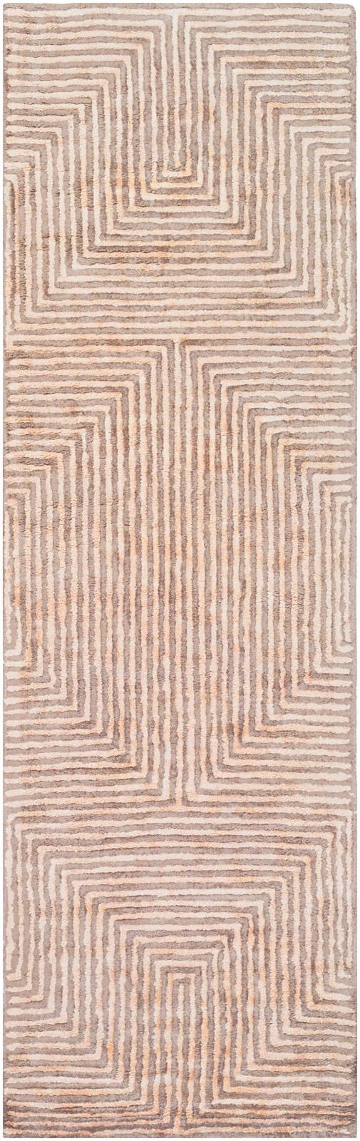 surya quartz contemporary area rug collection