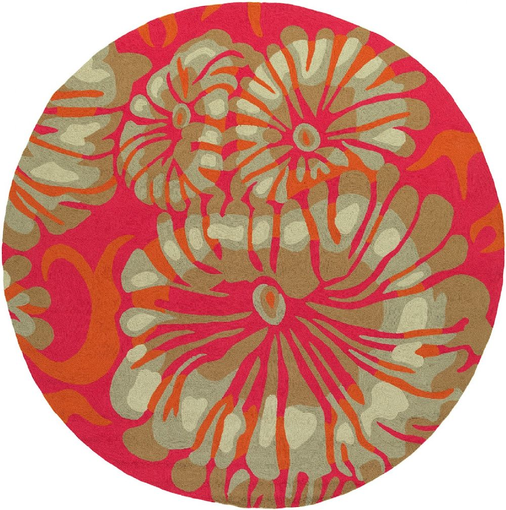surya rain country & floral area rug collection