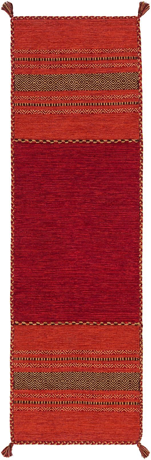 surya trenza southwestern/lodge area rug collection