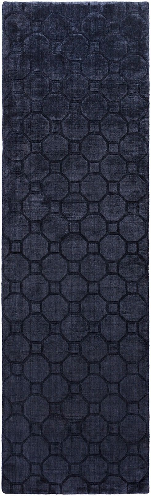 surya wyndham solid/striped area rug collection