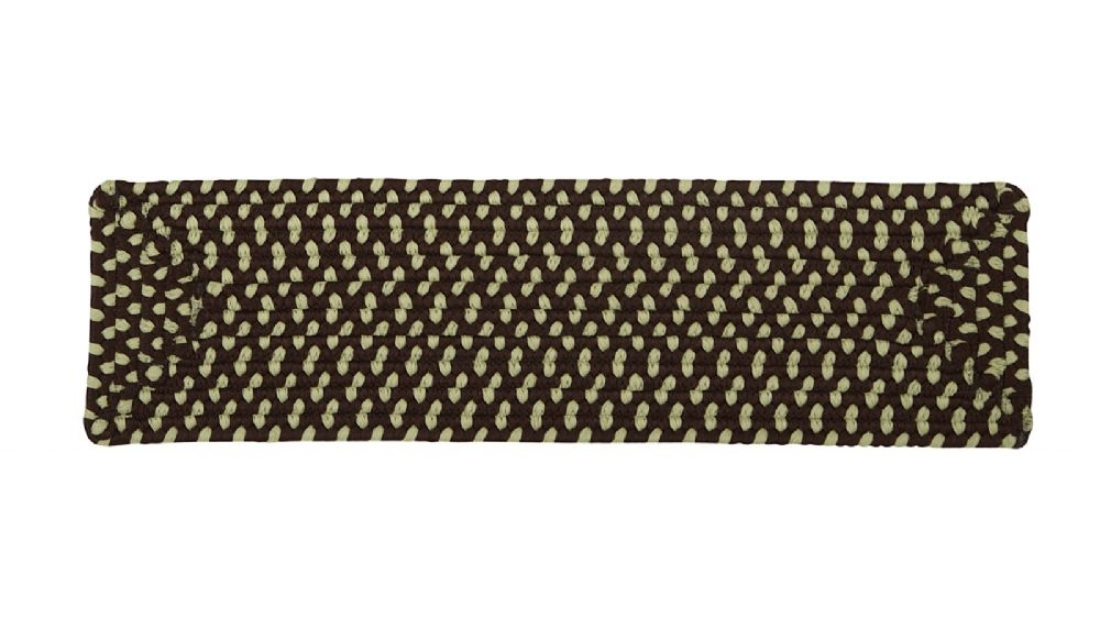 colonial mills montego braided stair tread collection