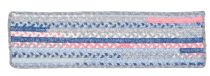 Colonial Mills Braided Print Party stair tread Collection