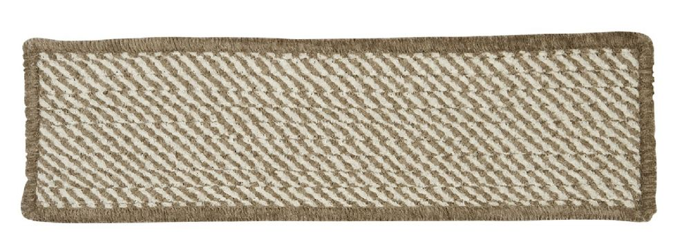 colonial mills twisted braided stair tread collection