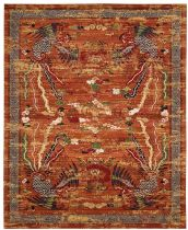 Barclay Butera Traditional BBL16 Dynasty Area Rug Collection