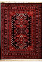 Dynamic Rugs Traditional Crown Area Rug Collection