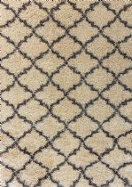 Dynamic Rugs Shag Crystal Area Rug Collection