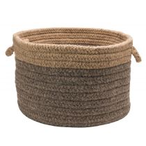 Colonial Mills Basket Chunky Natural Wool Dipped Basket basket Collection