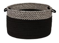Colonial Mills Indoor/Outdoor Houndstooth Dipped Basket basket Collection