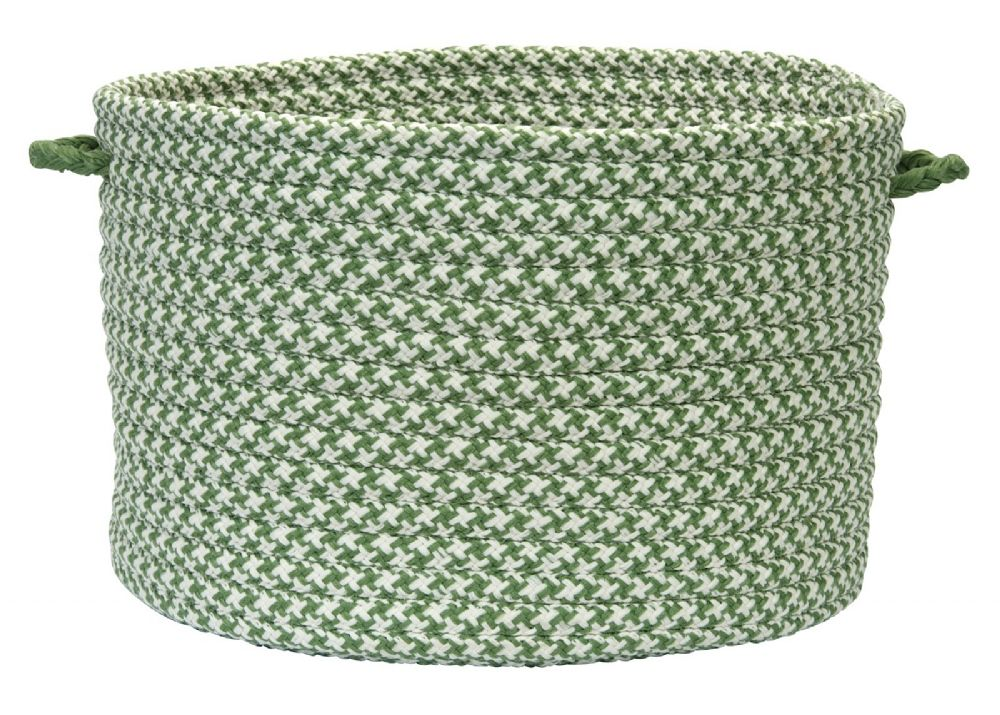 colonial mills outdoor houndstooth tweed basket basket collection