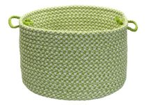 Colonial Mills Basket Outdoor Houndstooth Tweed basket Collection