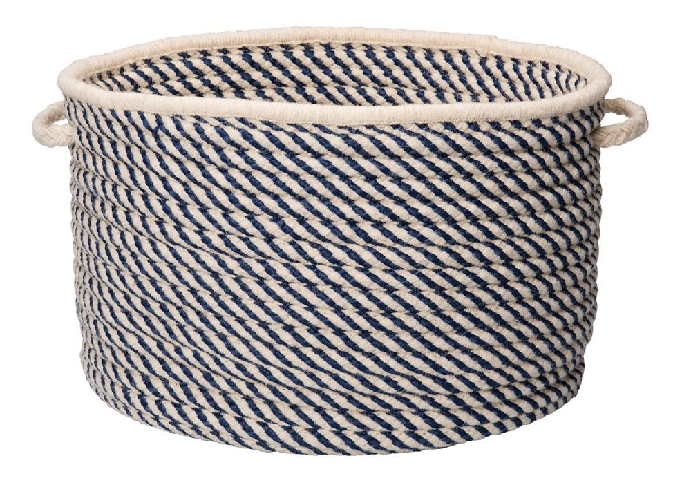 colonial mills twisted natural wool basket basket basket collection