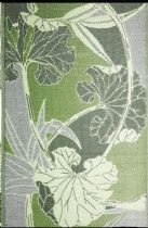 b.b.begonia Indoor/Outdoor Blossom RV Camping Patio Mat Area Rug Collection