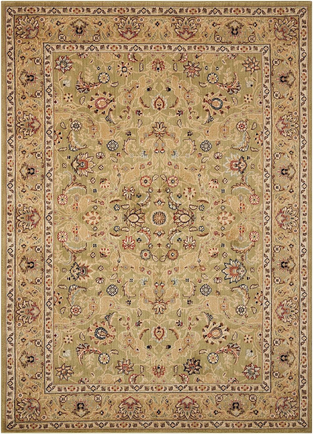 kathy ireland lumiere royal countryside traditional area rug collection
