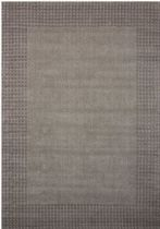 Kathy Ireland Solid/Striped Cottage Grove Area Rug Collection
