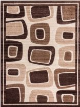 Well Woven Contemporary Ruby Radical Squares Area Rug Collection