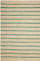 Kathy Ireland Solid/Striped Paradise Garden Area Rug Collection