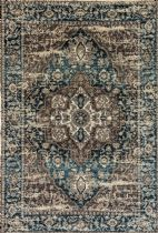 Dynamic Rugs Transitional Zodiac Area Rug Collection