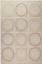 MA Trading Contemporary Circa Area Rug Collection