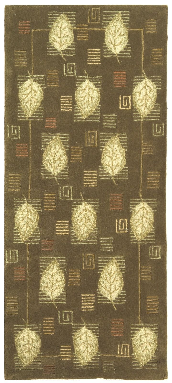 safavieh berkeley country & floral area rug collection