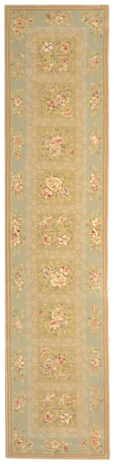 safavieh french tapis country floral area rug collection. Black Bedroom Furniture Sets. Home Design Ideas