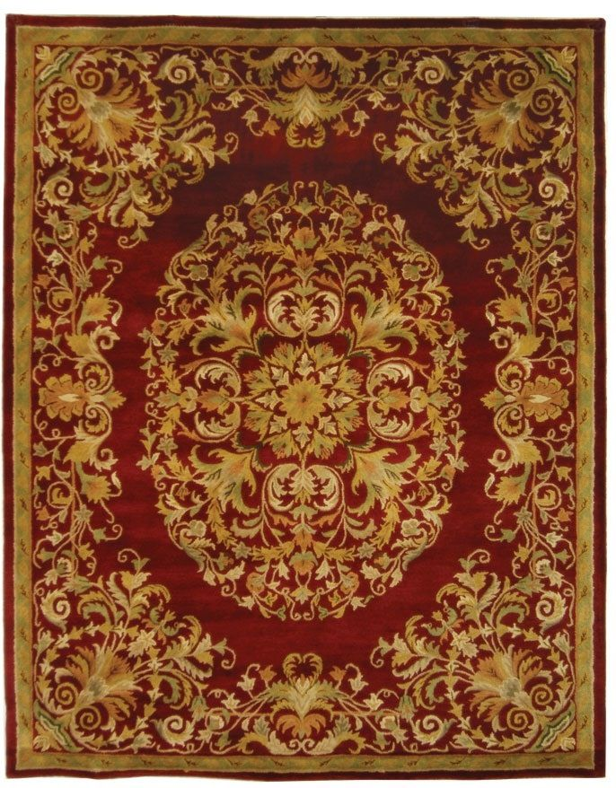 safavieh heritage european area rug collection